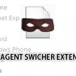 User-Agent Switcher for Chrome使い方
